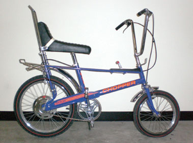 Lot 6-Raleigh Chopper