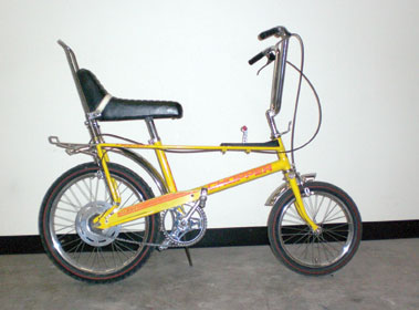 Lot 8-Raleigh Chopper