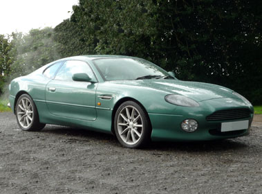 Lot 78-1999 Aston Martin DB7 Vantage
