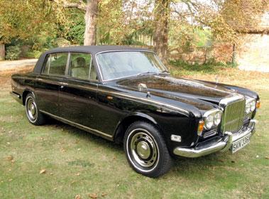 Lot 25-1973 Bentley T-Series