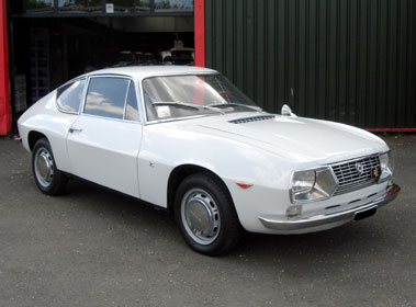 Lot 6-1968 Lancia Fulvia Zagato Sport 1.3