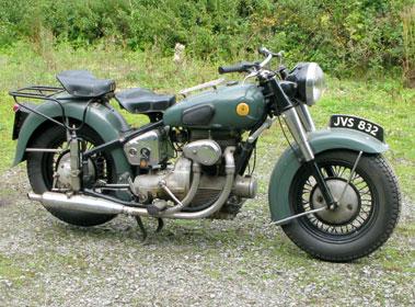 Lot 2-1954 Sunbeam S7 Deluxe