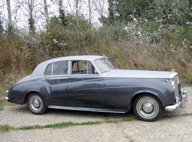 Lot 12-1960 Bentley S2 Saloon