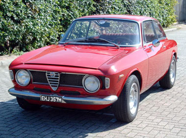Lot 19-1970 Alfa Romeo Giulia 1300 GT Junior