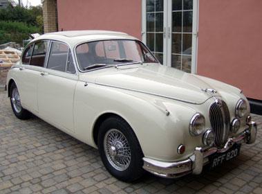 Lot 44-1960 Jaguar MK II 3.8 Litre