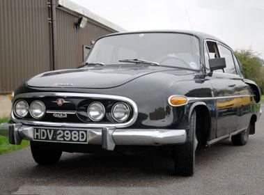 Lot 43-1966 Tatra T603