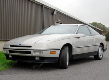 Lot 36-1989 Ford Probe GT