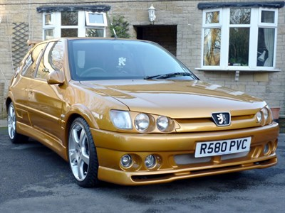 Lot 48-1998 Peugeot 306 XS