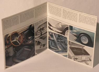 Lot 108-Ferrari 365 GT 2+2 Sales Brochure