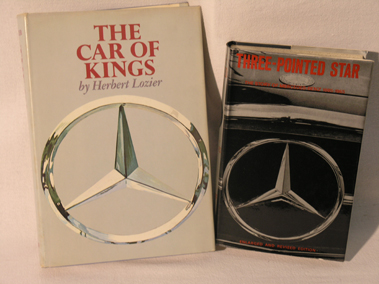 Lot 127-Two Mercedes-Benz Books