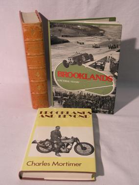 Lot 185-Brooklands Literature