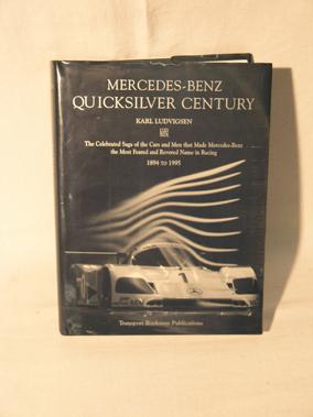 Lot 186-Mercedes-Benz Quicksilver Century - Limited Edition