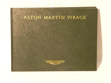 Lot 190-Aston Martin Virage by Chris Nixon