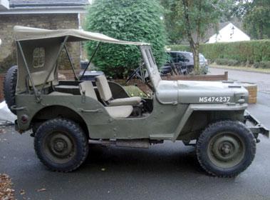Lot 31-1942 Ford GPW Jeep