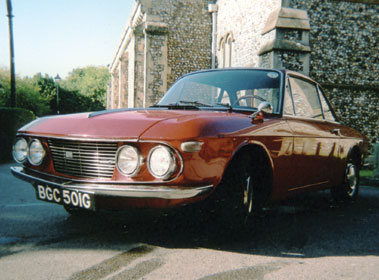 Lot 50-1969 Lancia Fulvia Coupe Rallye 1.3S