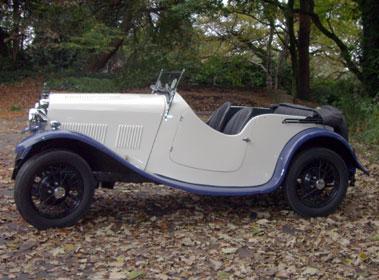 Lot 17-1933 Lanchester LA10 Tourer