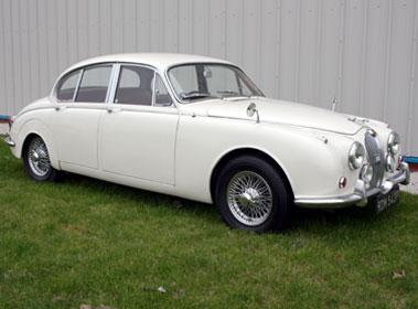 Lot 22-1967 Jaguar 340