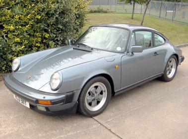 Lot 29-1982 Porsche 911 SC