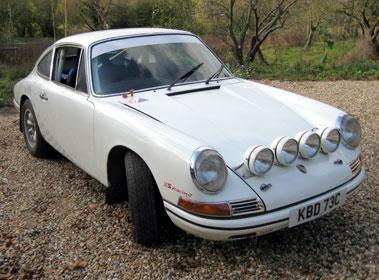 Lot 36-1965 Porsche 911