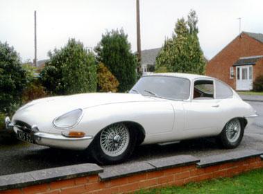 Lot 34-1962 Jaguar E-Type 3.8 Coupe