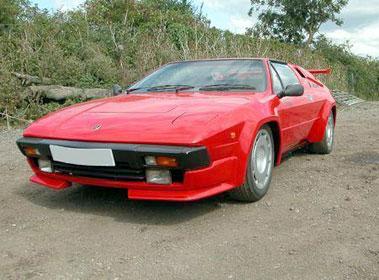 Lot 60-1985 Lamborghini Jalpa