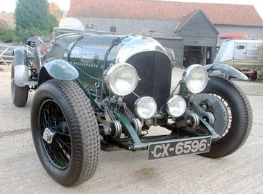 Lot 41-1924 Bentley 3/4.5 Litre Sports