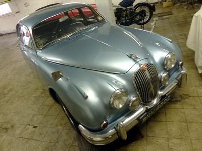 Lot 16 - 1965 Jaguar MK II 3.4 Litre