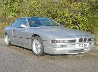 Lot 42-1999 BMW 840Ci