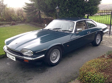 Lot 47-1992 Jaguar XJS 4.0