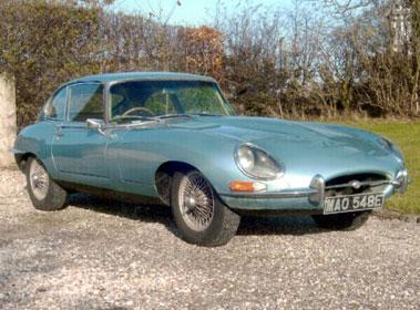 Lot 15-1967 Jaguar E-Type 4.2 2+2