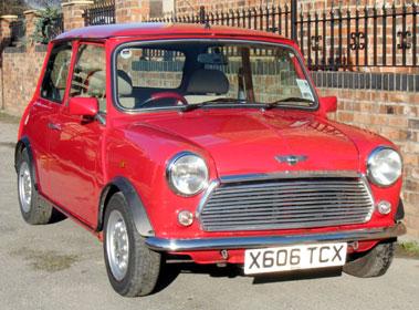 Lot 49-2000 Rover Mini Seven