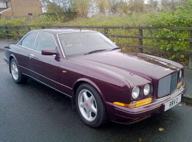 Lot 57-1994 Bentley Continental R