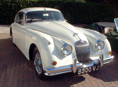 Lot 70-1960 Jaguar XK150 SE 3.8 Litre Fixed Head Coupe