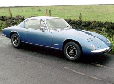Lot 52-1971 Lotus Elan +2S 130