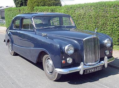 Lot 12-1958 Austin Princess IV