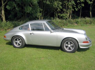 Lot 40-1970 Porsche 911 S