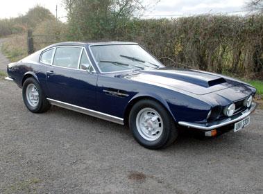 Lot 69-1977 Aston Martin V8