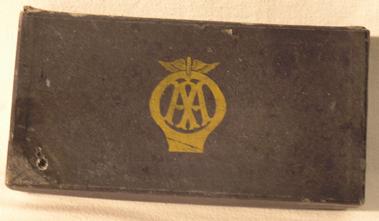 Lot 201-Automobile Association New Member's Box