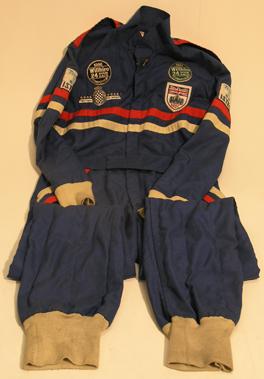 Lot 215-JayBrand Race Suit