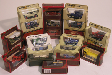 Lot 216-Quantity of Models of Yesteryear