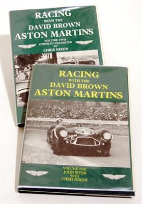 Lot 107-Racing with the David Brown Aston Martins