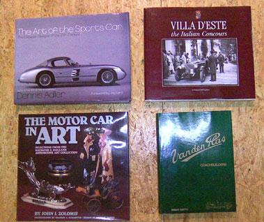 Lot 131-Four Motoring Titles
