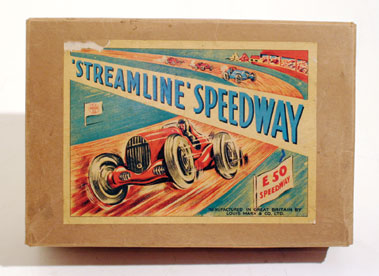 Lot 219-Streamline Speedway E50 Game
