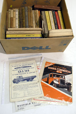 Lot 136-Assorted Literature