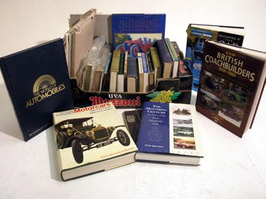 Lot 142-Quantity of Literature