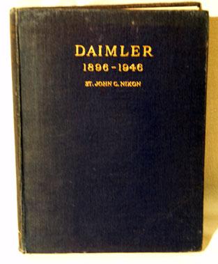 Lot 149-Daimler 1899 - 1946 by Nixon