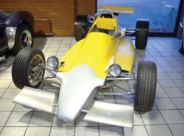 Lot 73-c. 1988 Elden Formula Renault