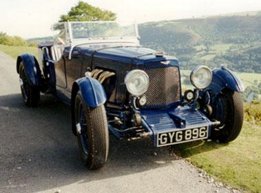 Lot 75-1937 Aston Martin 2 Litre 15/98 Tourer
