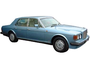 Lot 77-1987 Bentley Turbo R
