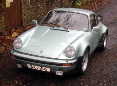 Lot 78-1976 Porsche 911 Turbo